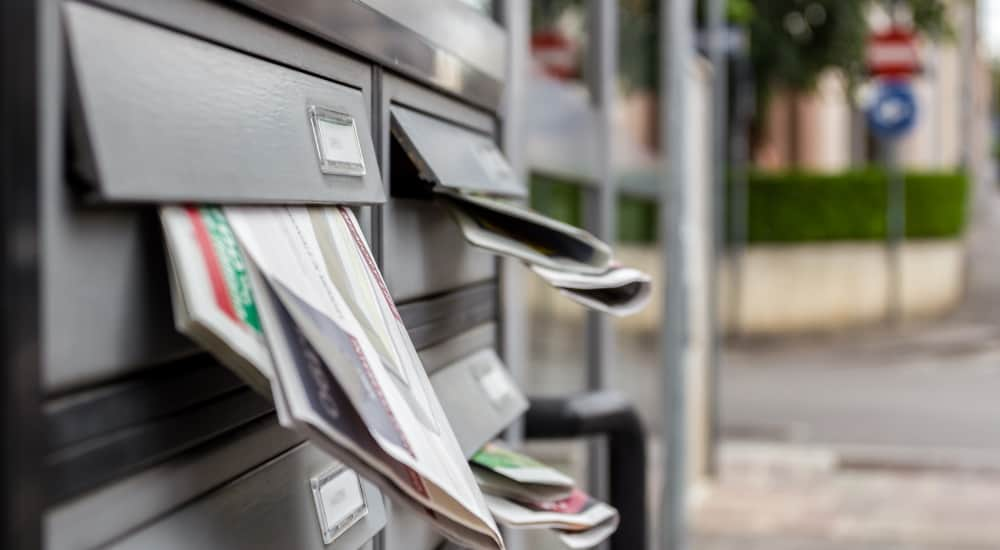 Urban mailbox